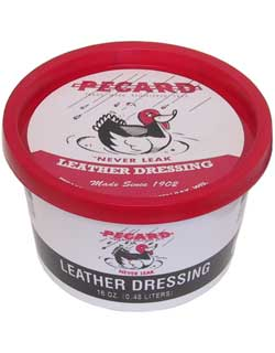 16 oz. Pecard Leather Dressing