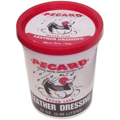 Pecard Leather Dressing, 32 oz. tub