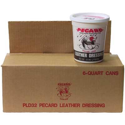 Pecard Leather Dressing, Case