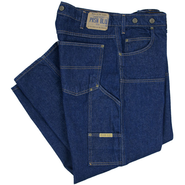 Double Knee Work Jeans