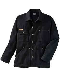 Yard Coat, Black