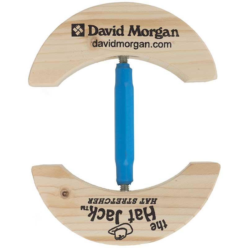 Hat Stretcher, David Morgan Logo
