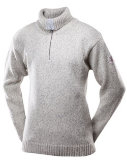 Nansen Turtleneck with Zip
