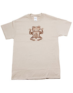 Bear Embroidered T-Shirt