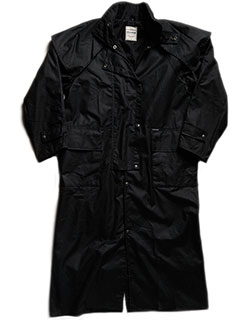 Driza-Bone Riding Coat, Black