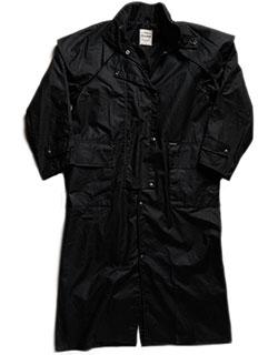 Driza-Bone Riding Coat, Black