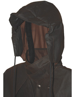 Driza-Bone Detachable Hood