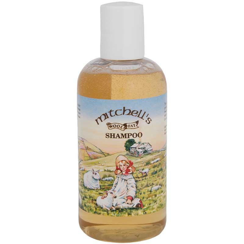 Mitchell's Wool Fat Shampoo, 5 fl. oz.