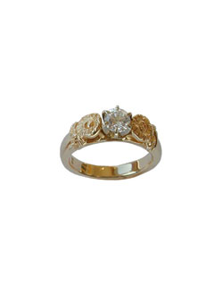 No. 3352 Ring w/o diamond