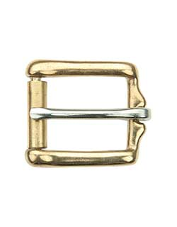 Plain Brass Buckle, fits No. 801 Belt