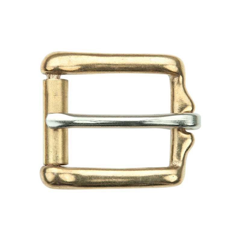 Plain Brass Buckle, fits No. 801 Belt