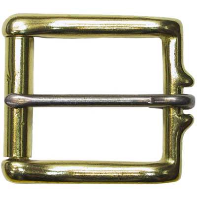 Plain Brass Buckle, fits No. 803 Belt