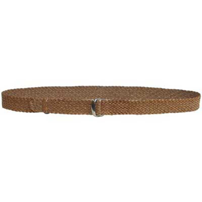Natural Tan Cinch Ring Belt, One Inch