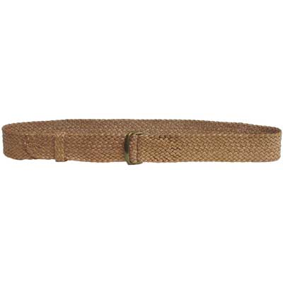 Bronze Dees shown on our No. 817 Belt