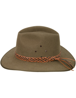Two Tone Hat Band