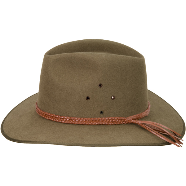 a5a2dc9831e Edge Ridge Hat Band by David Morgan. Hand Crafted in Kangaroo Leather