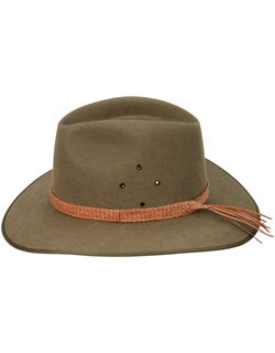 Ten Plait Hat Band