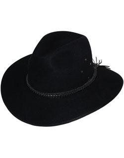 Ridge Braid Hat Band