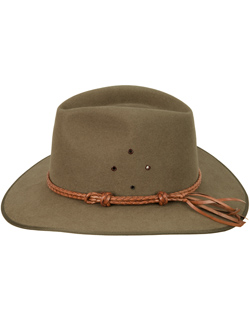Double Round Hat Band