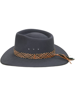 Hat Band, 14 plait