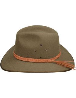 Center Strand Hat Band