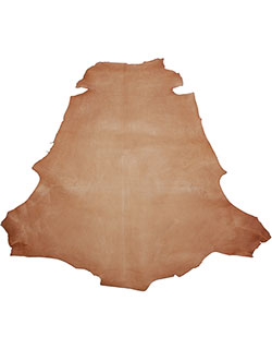 Kangaroo Skin, Natural, Light