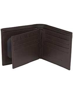 Ten Pocket Wallet, Kangaroo Leather