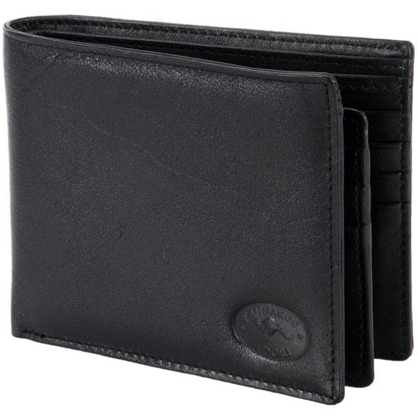 Ten Pocket Wallet by Adori, Black