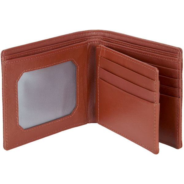 Kangaroo Leather Ten Pocket Wallet by Adori