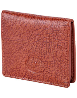 Coin Pouch, Kangaroo Leather