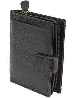 Ladies' Square Wallet, Emu Leather