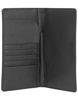 Travel Wallet, Kangaroo Leather