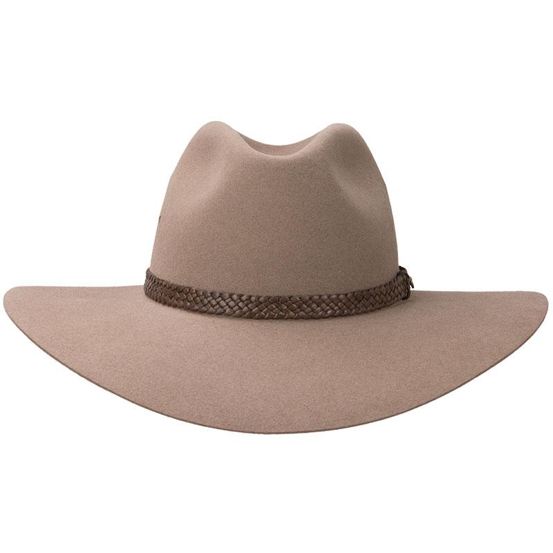 Riverina Hat by Akubra, Bran