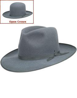 Bushman Hat (Open Crown)