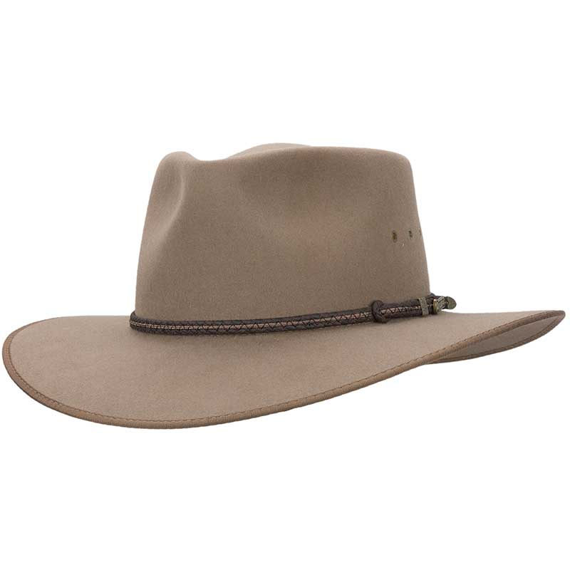 Cattleman Hat by Akubra, Bran