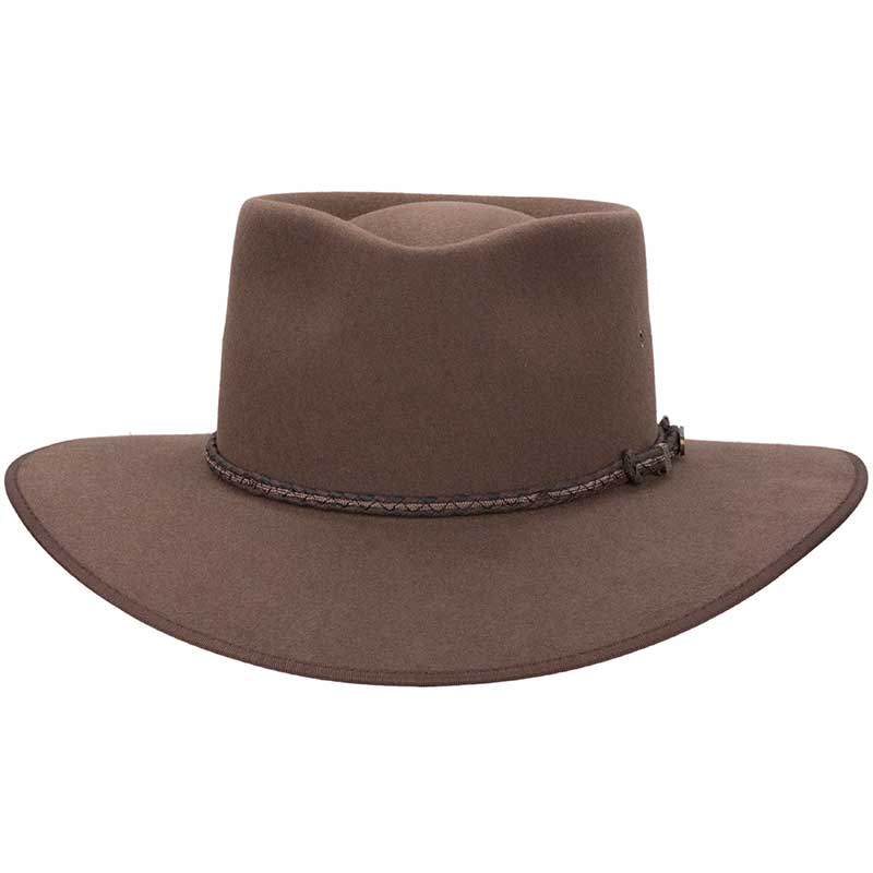 Cattleman Hat by Akubra, Fawn