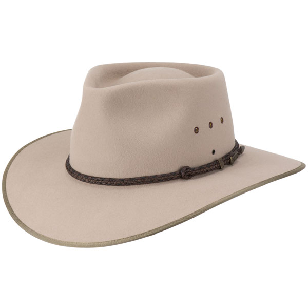 Cattleman Hat by Akubra, Sand