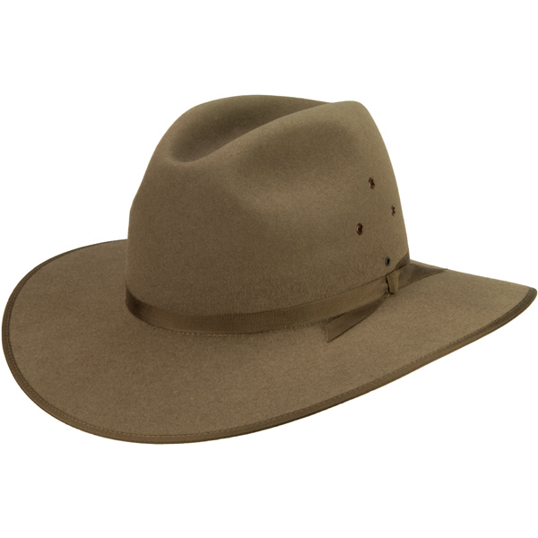 Coober Pedy Hat by Akubra, Fawn