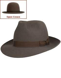 Sydney Hat (Open Crown)