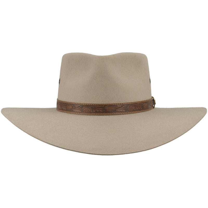 The Territory by Akubra, Sand, Front View