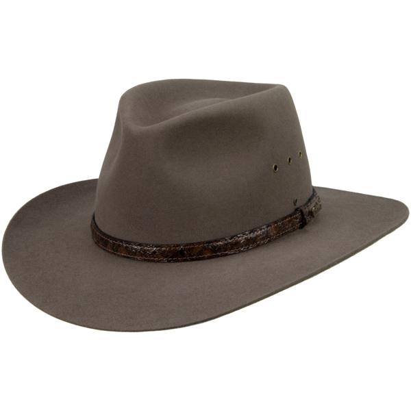 Angler Hat by Akubra, Regency Fawn