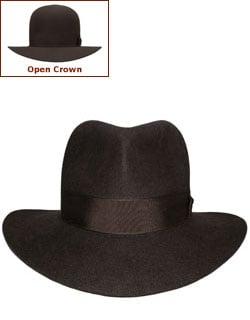 Adventurer Hat (Open Crown)