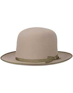 Campdraft Hat (Open Crown)