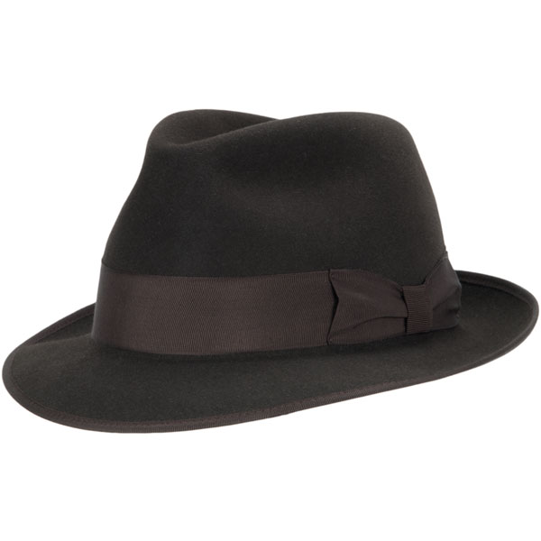 Hampton Hat, Cedar Brown, by Akubra