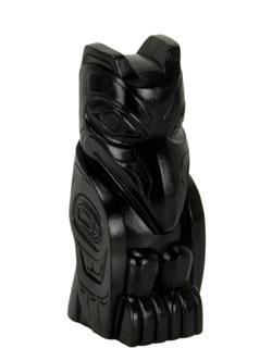 Raven Queen Totem