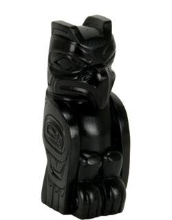 Eagle King Totem