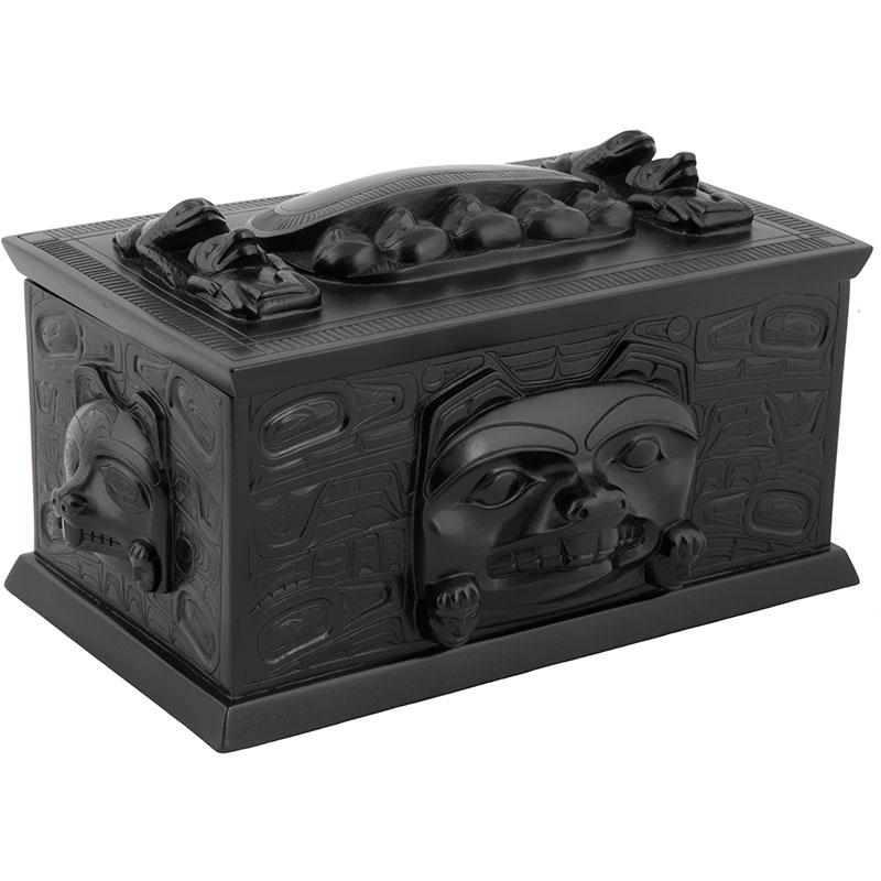 Small Clam Shell Box