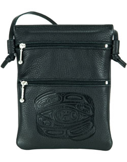 Leather Passport Pouch