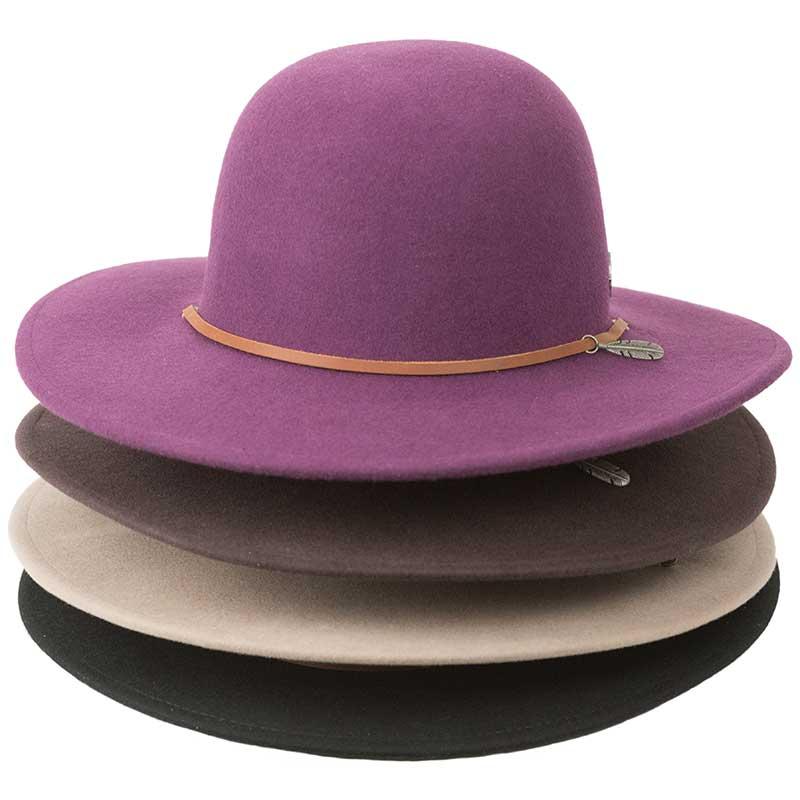 Bird & Feather Hat
