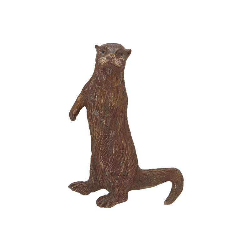 River Otter Pin by Cavin Richie